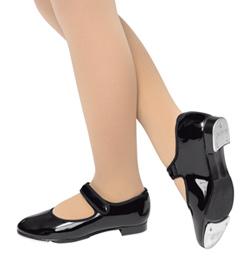 Child Velcro Tap Shoe - Style No T9050C