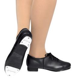 Child Lace Up Tap Shoe - Style No T9500C