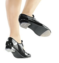 Child Classic Tie Tap Shoe - Style No TA35