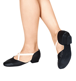 "Adult ""Alba"" Leather Teaching Sandal - Style No TE7L"
