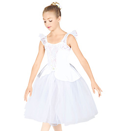 Ice Crystals Child Costume Set - Style No TH3011C