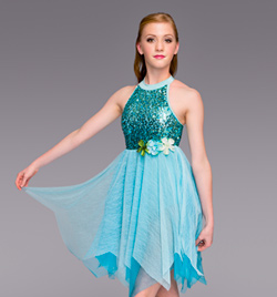 """Timeless"" Adult Lyrical Dress - Style No TH4000"