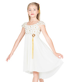 The Dream Child Lyrical Dress - Style No TH4002C