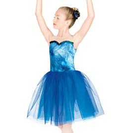 """Tranquility"" Child Romantic Tutu Dress - Style No TH4009C"