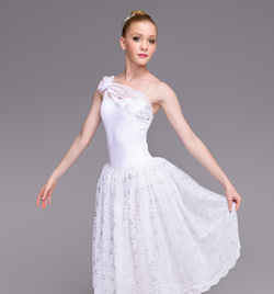 "Adult ""Snow Queen"" Romantic Tutu Dress - Style No TH4013"
