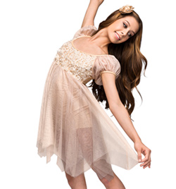 """""""Heavenly"""" Adult Lyrical Dress - Style No TH4022"""