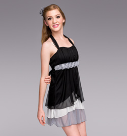 """Gravity"" Adult Lyrical Dress - Style No TH4028"