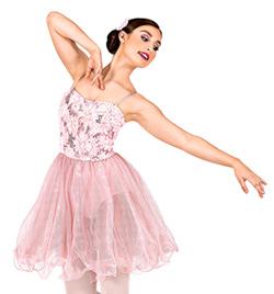 """Shall We Dance"" Adult Tutu Dress - Style No TH4029"