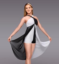"""Duality"" Adult Lyrical Dress - Style No TH4059"