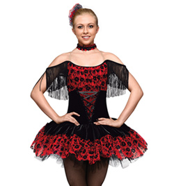 """Paquita"" Adult Tutu Dress - Style No TH4061"