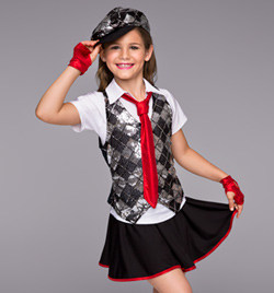 """Newsies"" Child Costume Set - Style No TH5006C"