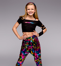 """Pump Up the Jam"" Girls Costume Set - Style No TH5029C"