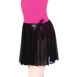 Child Sheer Pull-On Skirt - Style No TH5110C