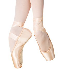 Triumph Pointe Shoe - Style No TRS