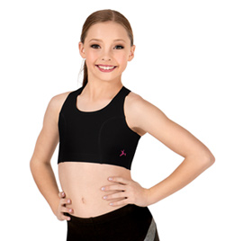 Child Future Star Tank Bra Top - Style No U4077CP