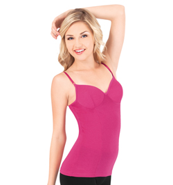 Adult Corset Style Camisole Top - Style No UC1302