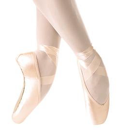 """Ulanova"" Pointe Shoe - Style No ULAI"