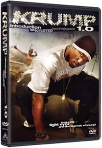 Krump 1.0 Instructional DVD - Style No VA27340DVD