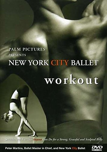 New York City Ballet Workout DVD - Style No VA3029DVD