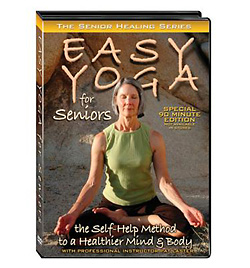 Easy Yoga for Seniors DVD - Style No VACA4DVD