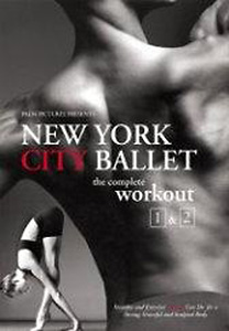 New York City Ballet: The Complete Workout DVD - Style No VIVPALMDV3148