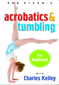 Acrobatics and Tumbling for Beginners DVD - Style No VVBRRBP03DVD