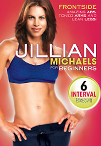 Jillian Michaels for Beginners: Frontside DVD - Style No VVGT0557852