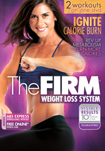 The Firm: Ignite Calorie Burn DVD - Style No VVGT0558090