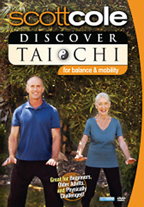 Scott Cole: Discover Tai Chi for Balance and Mobility DVD - Style No VVGUPBAY122