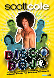 Scott Cole: Disco Dojo Workout DVD - Style No VVGUPBAY123