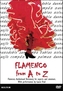 Flamenco From A To Z DVD - Style No VVKUD4332