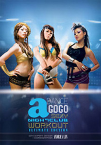 Andrea Lin - Dance A GoGo: Sexy Nightclub Workout Ultimate Edition DVD - Style No VVMVDWS2006
