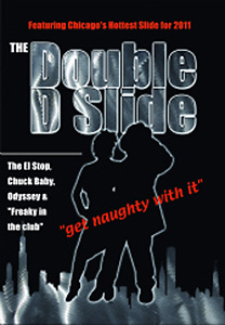 The Double D Slide DVD - Style No VVPDP0912