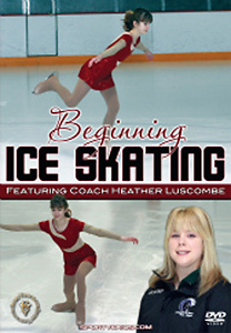 Beginning Ice Skating DVD - Style No VVSV1034