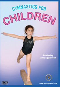 Gymnastics for Children DVD - Style No VVSV939