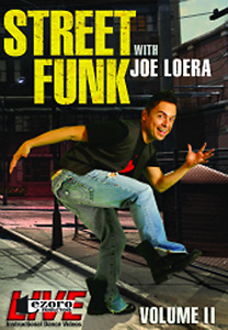 Street Funk Volume II with Joe Loera DVD - Style No VVTZ34SF2