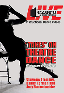 Broadway Dance Center: Takes on Theatre Dance DVD - Style No VVTZ6TTD