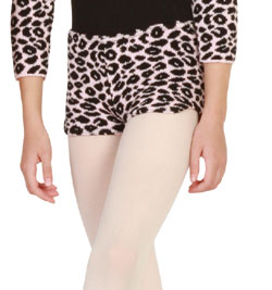 Child Leopard Print Short - Style No WCL105