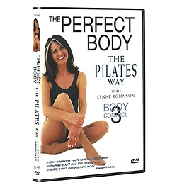 Lynne Robinson - The Perfect Body DVD - Style No WGWD1027