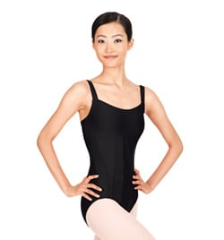 """Bacara"" Adult Contour Seam Camisole Leotard - Style No WM113"