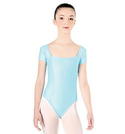 """Elipse"" Child Short Sleeve Leotard - Style No WM116C"