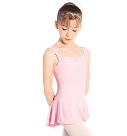 """Divine"" Child Tank Dance Dress - Style No WM118C"