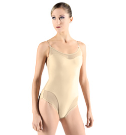 """Corea"" Adult Camisole Undergarment Leotard - Style No WM121"