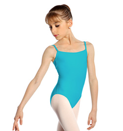 Girls Lycra Camisole Leotard - Style No WM140C