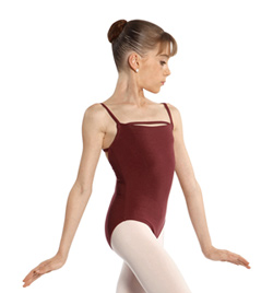 "Adult ""Lara"" Camisole Leotard - Style No WM143"