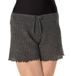 "Adult ""Orphee"" Warm Up Short - Style No WM165"