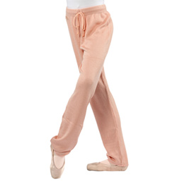 "Girls ""Lima"" Warm Up Pants - Style No WM167C"
