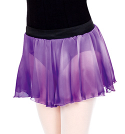 Child Pull-On Tie-Dye Skirt - Style No wpsc