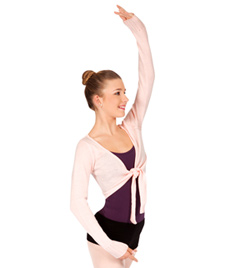 Adult Tie Front Shrug - Style No Z0969