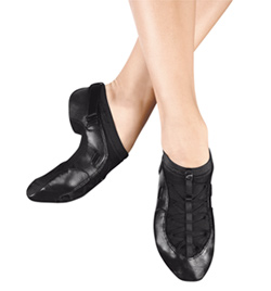 "Adult ""Fizzion"" Slip-On Jazz Shoe - Style No Z11"